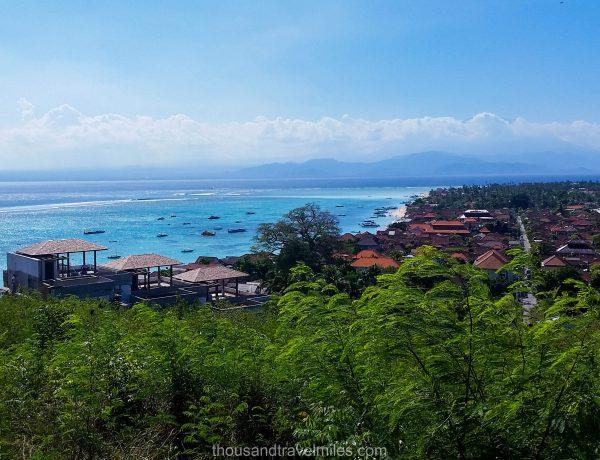 Nusa Lembongan / Nusa Ceningan - Thousandtravelmiles