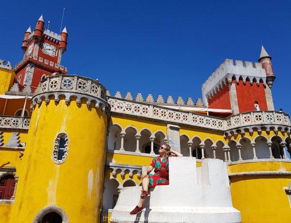 Roadtrip door Portugal - Pena palace - Thousandtravelmiles