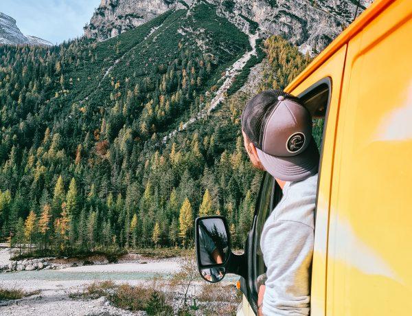Camper Europe trip - Thousandtravelmiles