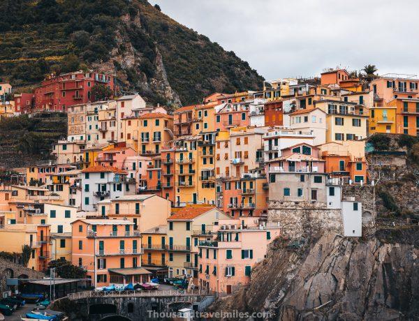 Camper Europe trip - Italy - Thousandtravelmiles