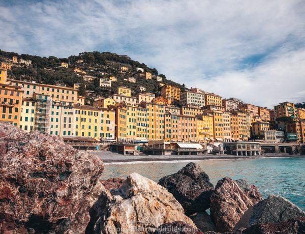 Europe trip - Italy - Camogli - Thousandtravelmiles