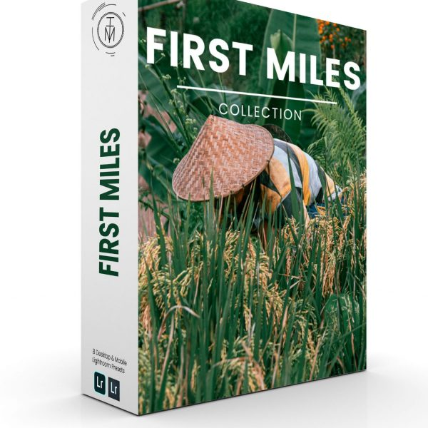 Preset Pack First Miles by Thousandtravelmiles