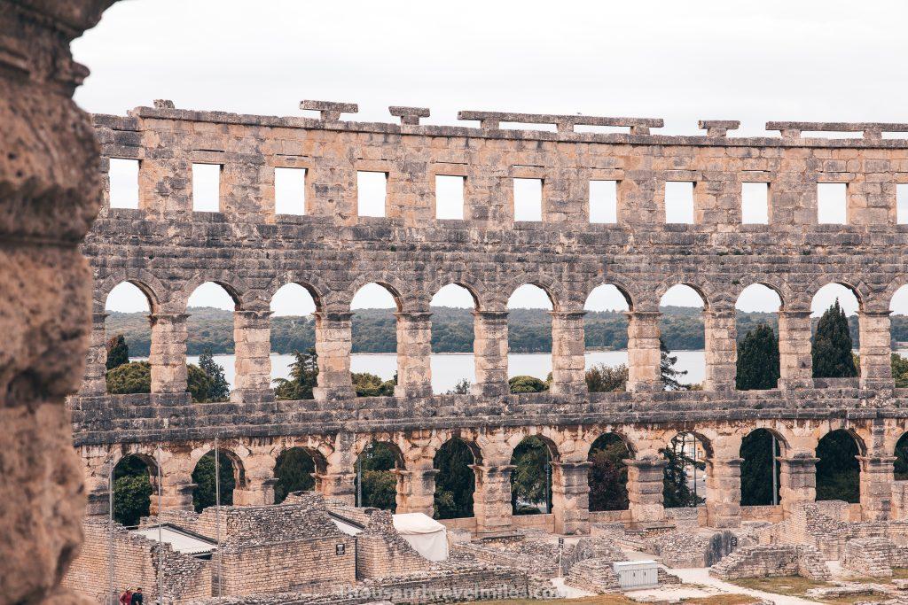 Pula, Amfitheater