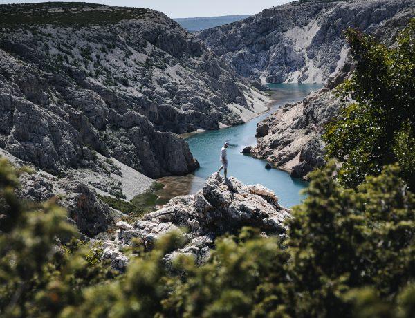 Zrmanja Canyon Viewpoint fotospot Croatia